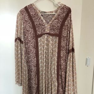 Long Sleeve Knox Rose Dress